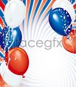 Link toFestival balloon vector