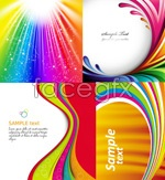 Link toFestive colored background vector