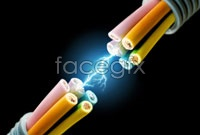 Link toFiber-optic cable hd picture