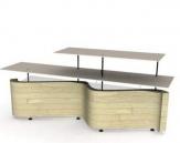 Link toFice furniture /  desks-24 3d model