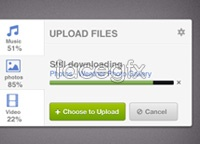 Link toFile upload interface