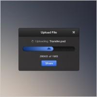 Link toFile upload widget
