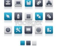 Link tovector handle game saved icon theme blue-gray the in Filed