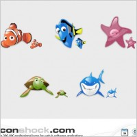 Link toFindin nemo vista icons icons pack
