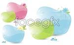 Link toFine air bubbles vector