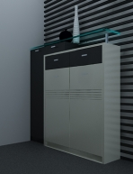 Fine cabinets  2-5 3d model