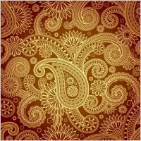 Link toFine classical pattern vector 2