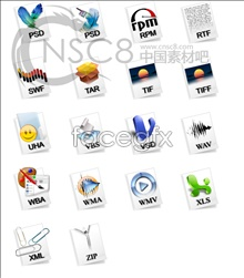 Link toFine file icons