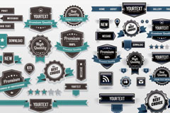 Link toFine quality tag vector