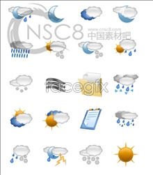 Link toFine weather icons