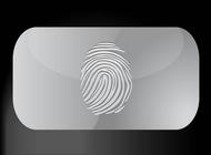 Link toFingerprint business card vector free