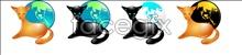Link toFirefox desktop icon