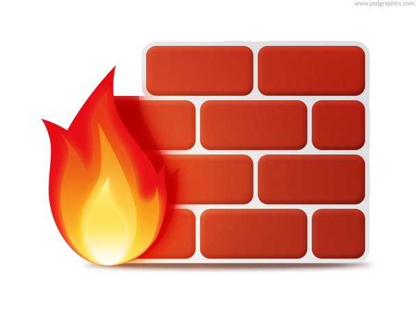 Link toFirewall icon (psd)