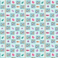 Fish cartoon background images to download