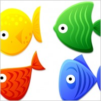 Link toFish toys icons icons pack