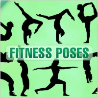 Link toFitness poses