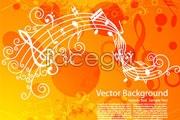 Link toFive m-music theme vector
