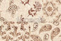Link toFive retro pattern background vector
