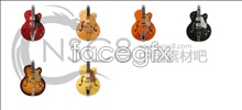 Link toFive tv guitar icon