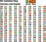 Link toFlags of the world vector