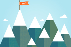 Link toFlags snow base vector