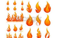 Link toFlame flames vector