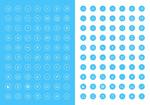 Flat line icon vector