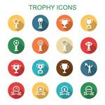 Link toFlat trophy vector