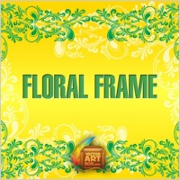 Link toFloral border frame