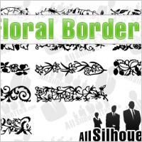 Link toFloral borders