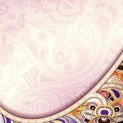 Link toFloral decorative pattern background 03 vector