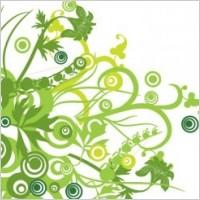 Link toFloral design vector graphic, photoshop floral design, floral eps tutorial design
