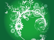 Link toFloral explosion vector free