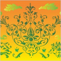 Link toFloral nature graphics