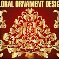 Link toFloral ornament design