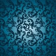 Link toFloral ornate pattern vector 02 free