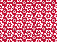 Link toFloral pattern graphics vector free