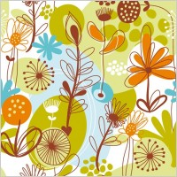Link toFloral seamless pattern