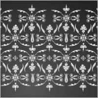 Link toFloral vector pattern wallpaper. floral vector eps photoshop tutorial
