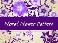 Link toFloral wallpaper vector free