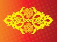 Link toFlourish ornament vector free