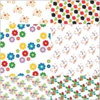Link toFlower pattern vector