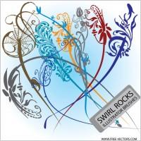 Link toFlower swirls