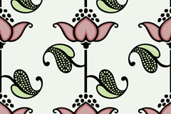 Link toFlowers backgrounds vector