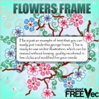 Link toFlowers frame