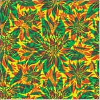 Link toFlowers shading patterns 03 vector
