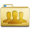 Folder replacement icons
