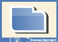 Link toFolder sticker vector free