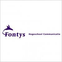 Link toFontys hogeschool communicatie logo