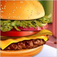 Link toFood hamburgers psd layered